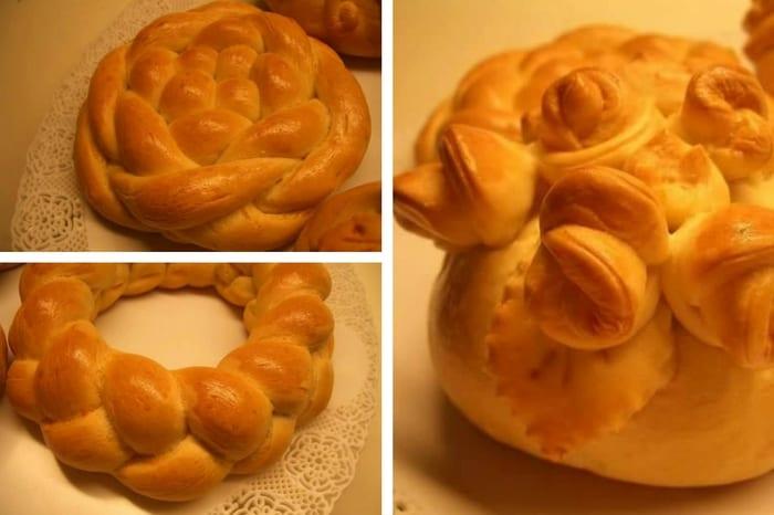 Pane per cerimonia simbolica