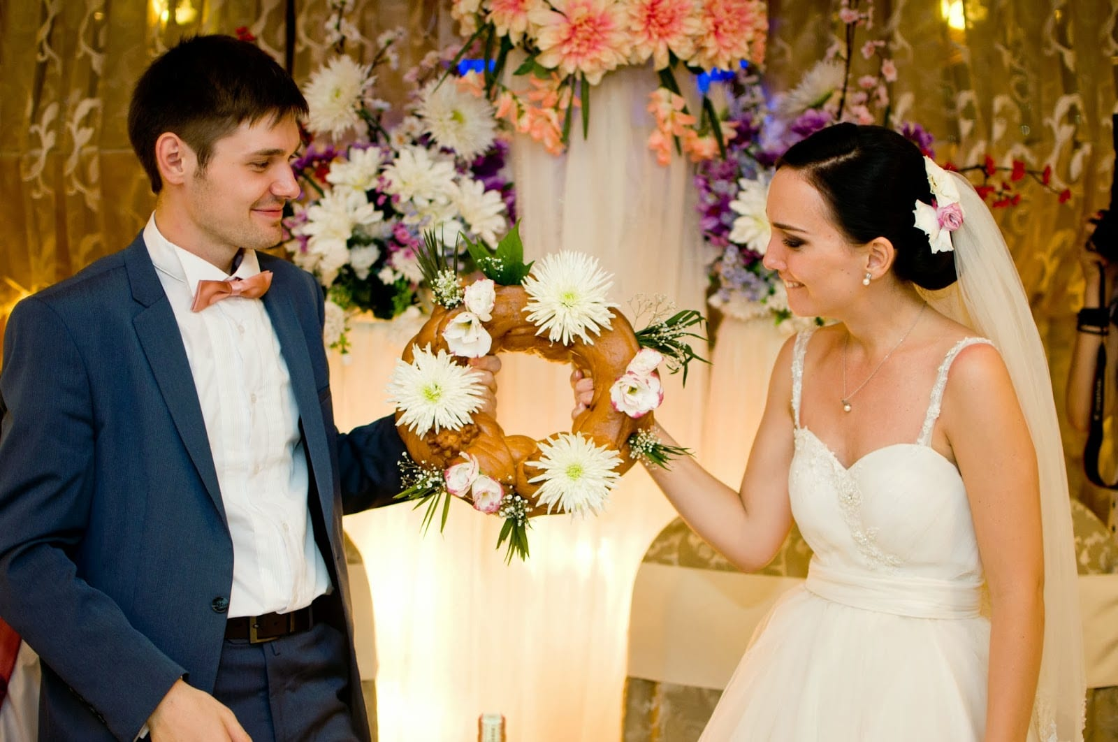 Подарки при сватовстве со стороны невесты