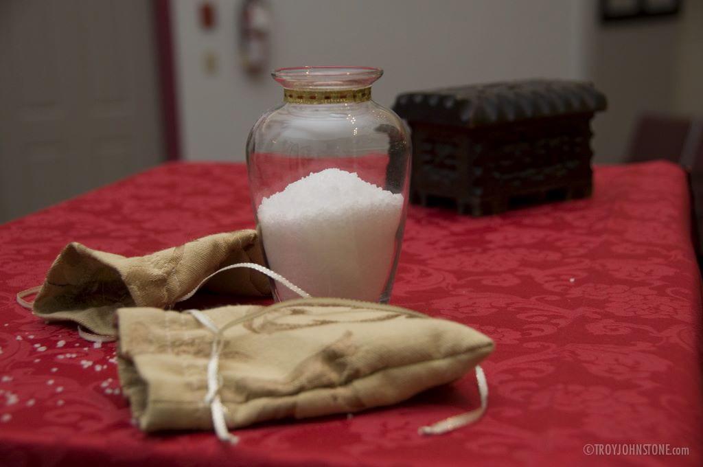 Cerimonia del Sale - Covenant of Salt