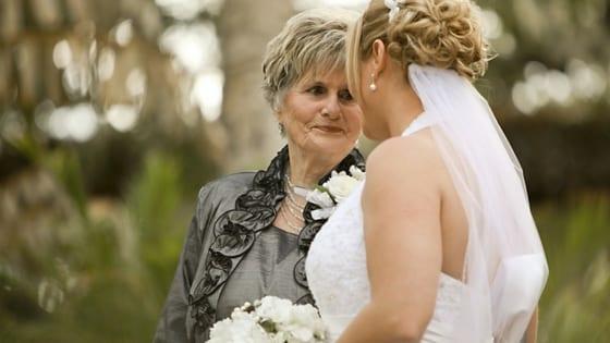 nonna e sposa