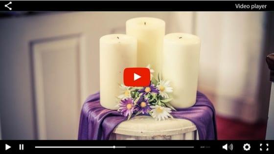 Matrimonio Simbolico Rito Della Luce : Il rito delle candele o rito della luce attenta a queste tre insidie