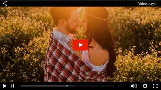 Rinnovo delle promesse: un anniversario di matrimonio romantico
