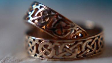 fedi per cerimonia celtica