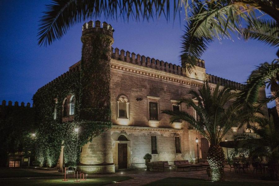 matrimonio civile tra lecce e brindisi: castello monaci