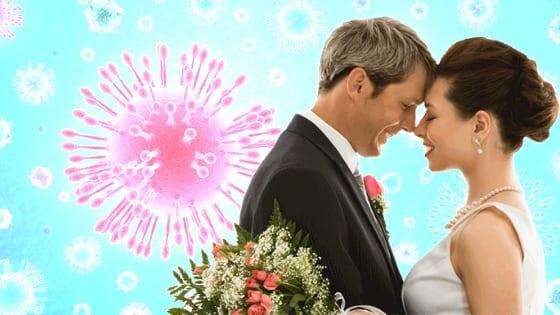 Matrimoni e covid19, cosa cambia (spoiler: non tutti i cambiamenti sono negativi)