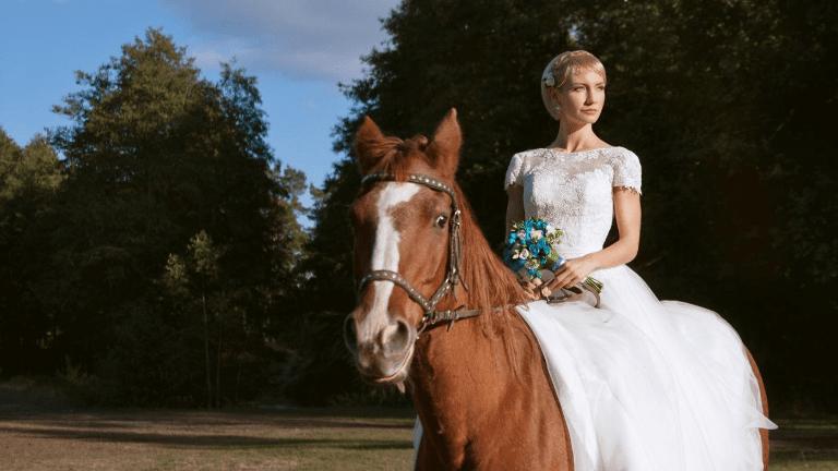 Un ingresso trionfale della sposa è davvero una buona idea?