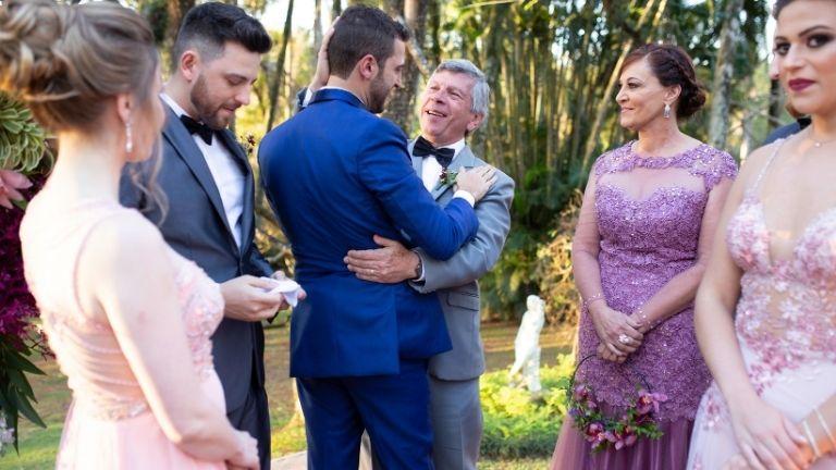 Il pezzo del testo della cerimonia civile che piace a sposi e invitati