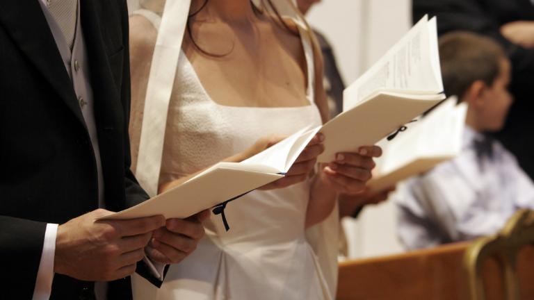 Scaletta, testo, libretto della cerimonia: qual è la differenza?